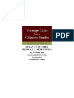 Strange Stories From Chinse Studios