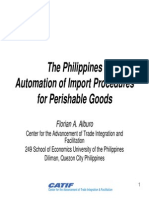 Import Procedure
