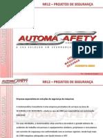 NR12 - projetos de segurança