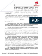 Moción de IU para declarar Alcalá Ciudad contraria a desahucios