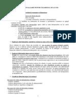 Raspunsuri Evaluare Acces Ceccar 2013