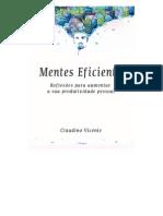 Mentes Eficientes - eBook - Simplicidade