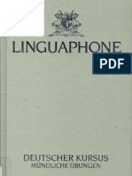 Linguaphone Deutsch - Mьndliche Ьbungen