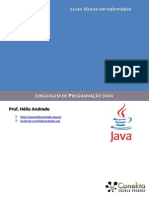 Conekta Java Apostila
