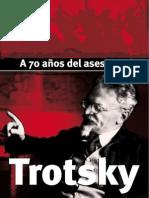 Trotsky. A 70 años del asesinato