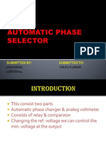 Automatic Phase Selector