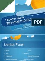 menometoragi