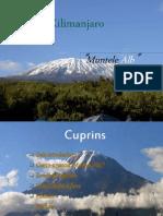 Muntii Kilimanjaro
