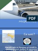 Migratiile