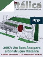 Revista Construção Metálica 085