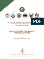 UC Davis - Date Post Harvest Handling Practices