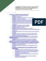Plan Estatal de Vivienda 2005-2008