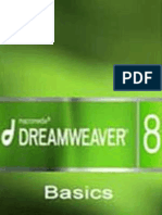 Dreamweaver 8 Basics