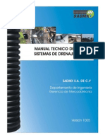 Manual de Pad de Drenaje