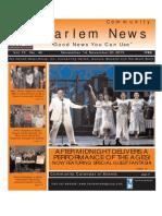 Harlem NY Community News Nov. 14,2013