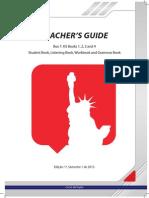 Teacher's Guide - Inglês