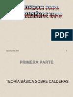 Capacitacion Calderas General