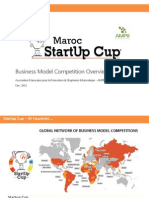 2013 Maroc Startup Cup