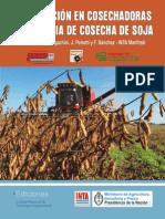 INTA-Capacitación en cosechadoras y eficiencia de cosecha de soja