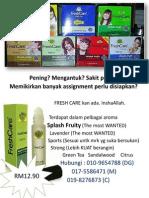 Fresh Care Kan Ada