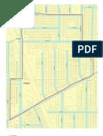 Map of Census Tract 37.00 Census Block 4