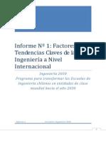 Tendencias Internacionales Renovacion Facultades Ingenieria