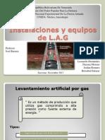 Instalaciones y Equipos de L