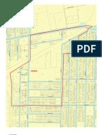 Map of Census Tract 24.00 Census Block 5