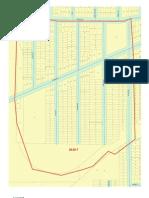 Map of Census Tract 28.00 Census Block 7