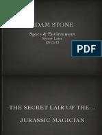 Secret Lairs Crit Day Presentation