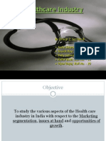 79739156 Healthcare Industry Ppt