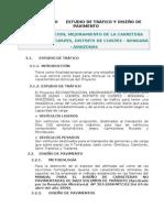 CAP III ESTUDIO DE TRÁFICO Y DISEÑO DE PAVIMENTO