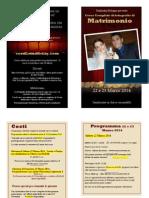 Corso Fotografia Di Matrimonio 22-23 Marzo 2014
