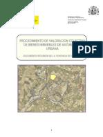 Procedimiento de Valoracion Colectiva de Bienes Inmuebles de Naturaleza Urbana (1)