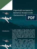 Organizatii europene aeronautice