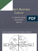 Western Business Culture