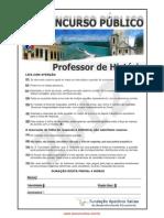 Caderno Prof Historia