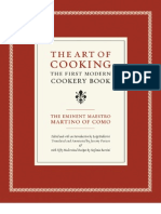 The Art of Cooking the First Modern Cookery Book