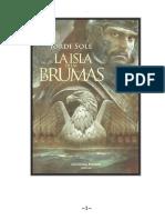 La isla de las brumas - Jordi Solé