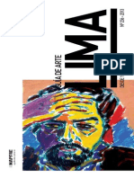 Guia de Arte de Lima  2013