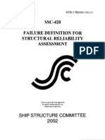 Failure Defintion for Structural Reliability Assessment