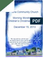 December 15, 2013