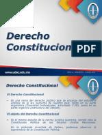 Derecho Constitucional Generalidades (1)