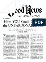 Good News 1954 (Vol IV No 05) Jun-Jul