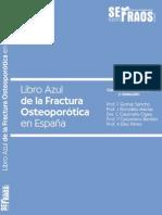 Libro Azul de La Fractura Osteoportica