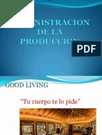 Administracion de La Produccion 2013