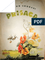 Prisaca de Tudor Arghezi (1954)