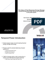 Temporal Power presentation