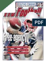 PFW - Vol. 23, Issue 01 (Feb. 25, 2008) Free Agency