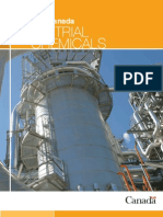 Industrial Chemicals Value proposition